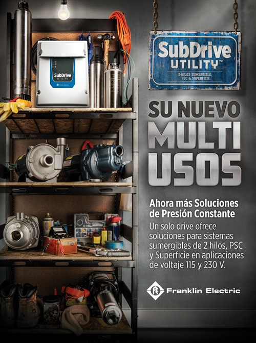 Subdrive Utility Multiusos SP