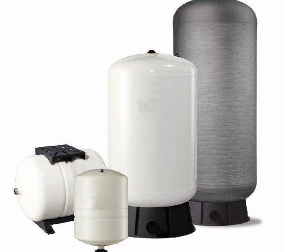 Franklin electric latin america tanques hidroneum ticos for Tanque hidroneumatico para agua